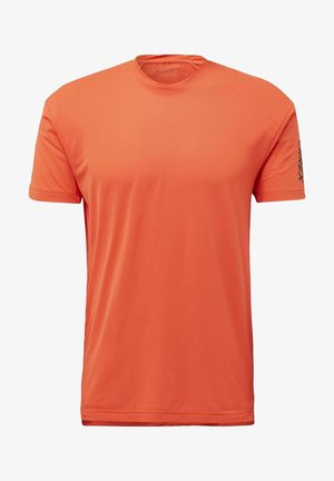 TERREX AGRAVIC TRAIL RUNNING T-SHIRT - T-shirt med print - orange