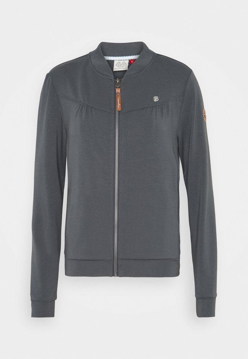 Ragwear - KENIA - Hettejakke - grey