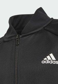 adidas Performance - XFG 3-STRIPES TRACKSUIT - Tracksuit - black - 5
