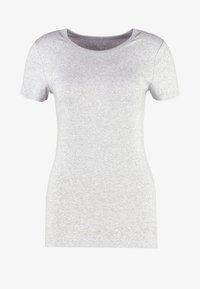 GAP - MOD CREW - Basic T-shirt - heather grey - 3
