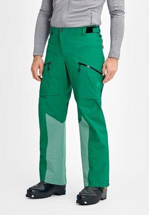LA LISTE - Snow pants - deep emerald