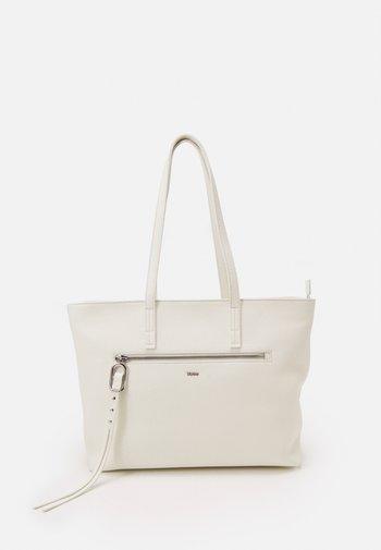 KIM - Handbag - white