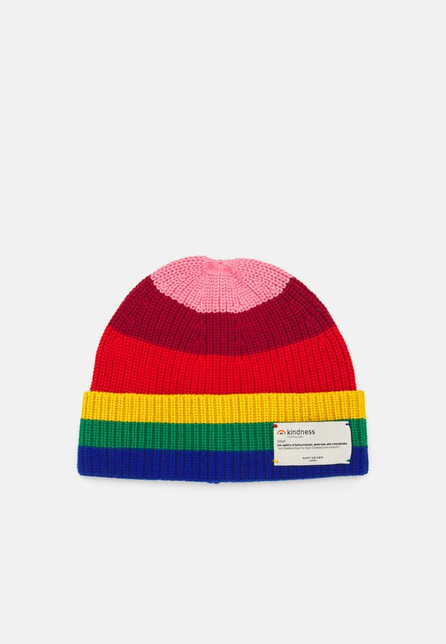 RAINBOW BEANIE - Čepice - multicoloured