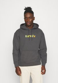Levi's® - RELAXED GRAPHIC  - Hoodie - black - 0