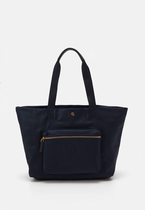 CANTON TOTE MEDIUM - Shopping bag - navy