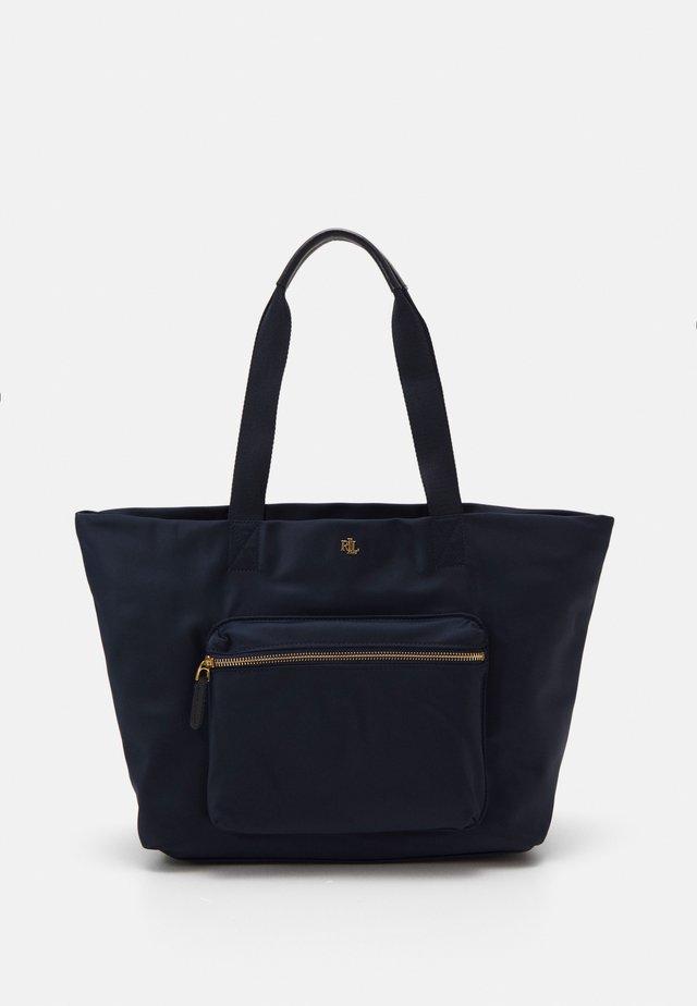 CANTON TOTE MEDIUM - Tote bag - navy