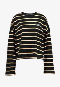 Ragged Jeans - PRAISE - T-shirt à manches longues - black and multi - 3