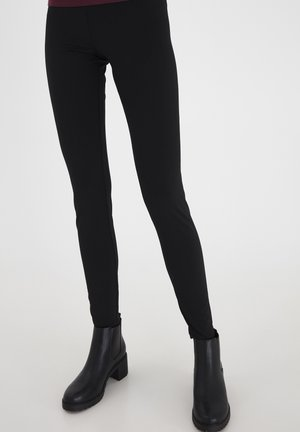 IHKIRSTA LE - Leggings - Trousers - black