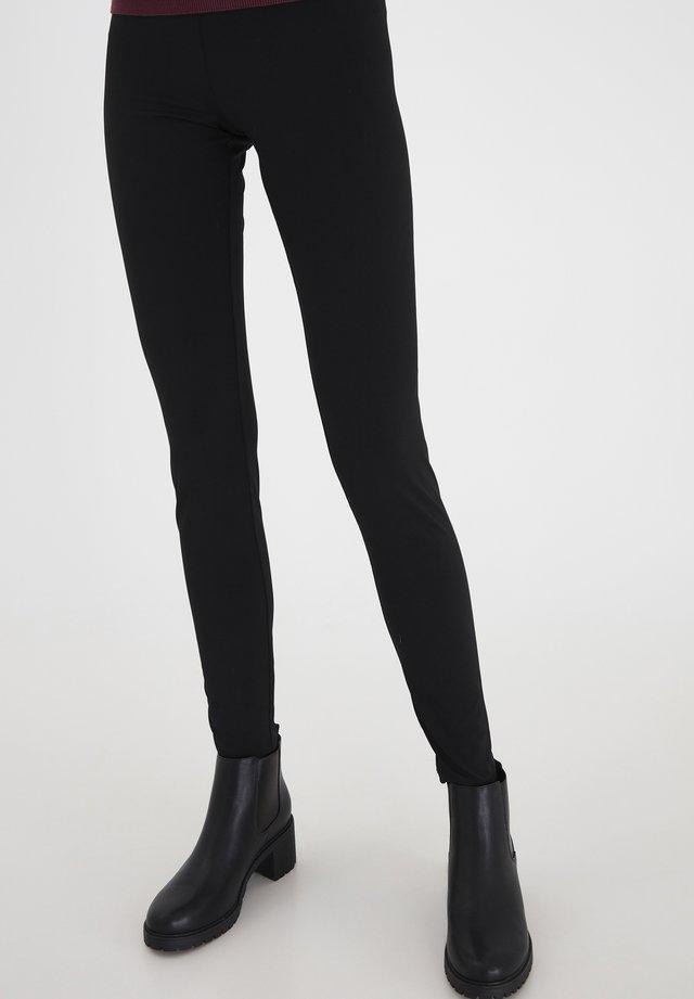 IHKIRSTA LE - Legging - black