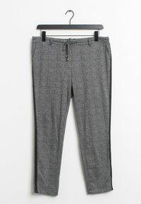 GINA LAURA - Tracksuit bottoms - grey - 0