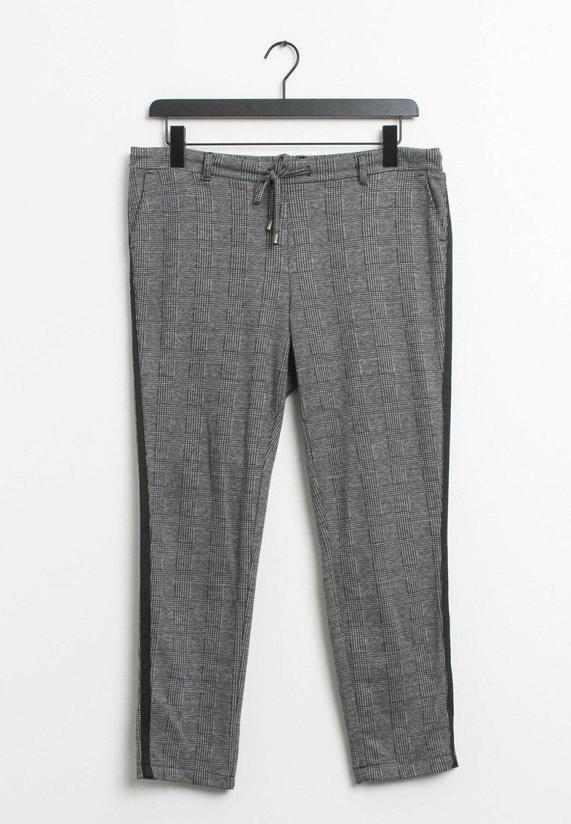 GINA LAURA - Tracksuit bottoms - grey