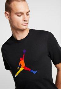 Jordan - FILL CREW - T-shirts print - black - 4