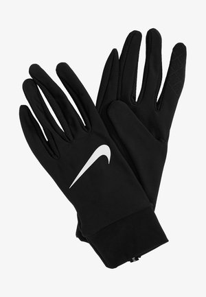 LIGHTWEIGHT TECH GLOVES - Gloves - black/black/silver