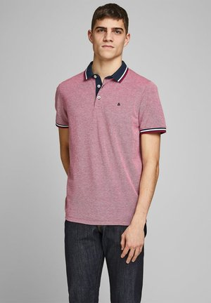 Polo shirt - dark red