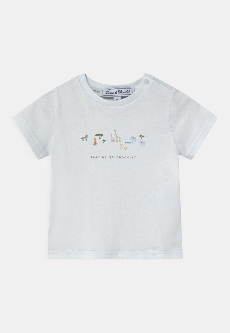 Tartine et Chocolat - Print T-shirt - bleu ciel