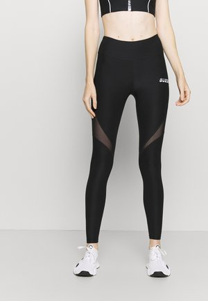 Tights - jet black