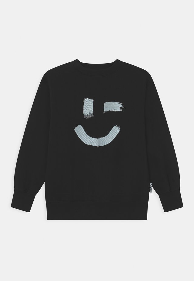 MATTIS UNISEX - Sweatshirt - black