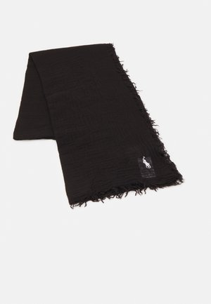SOLID - Foulard - black