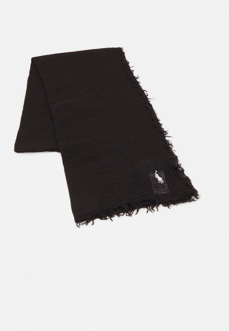 Polo Ralph Lauren - SOLID - Skjerf - black