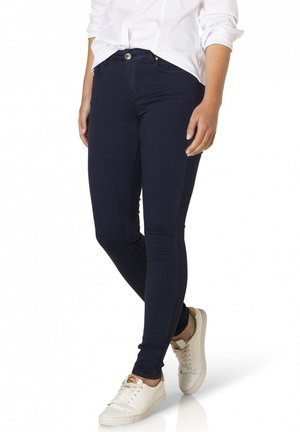 MELL - Slim fit jeans - deep blue