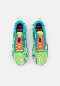 ASICS - NOOSA TRI 13 - Competition running shoes - hazard green/digital aqua - 3