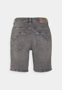 ONLY - ONLPAOLA LIFE - Denim shorts - medium grey - 1