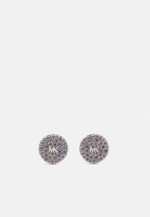 BRILLIANCE - Boucles d'oreilles - silver-coloured