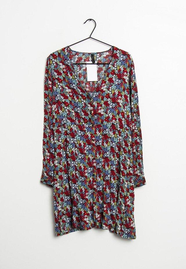 Korte jurk - multicolored