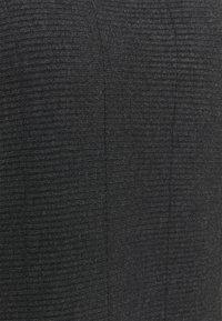 TOM TAILOR DENIM - BATWING  - Svetr - shale grey melange - 2