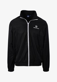 sergio tacchini - CARSON  - Training jacket - black/white - 4