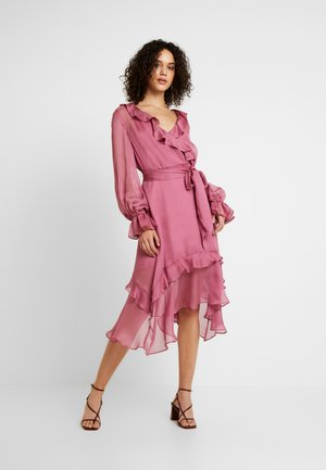 CHESHIRE DRESS - Cocktailkjole - mulberry
