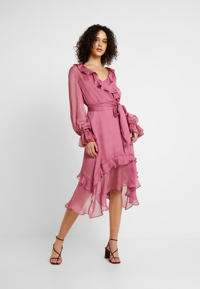 CHESHIRE DRESS - Robe de soirée - mulberry