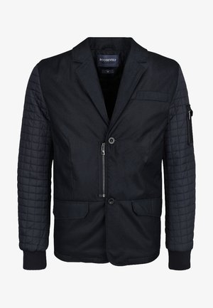 ROOSEVELT JACKE - Summer jacket - dunkel marine