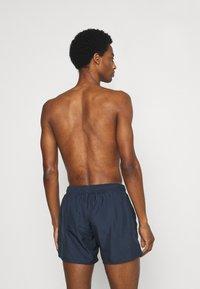 Emporio Armani - Shorts da mare - navy blue - 1