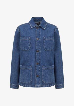 CHESTER WORKER  - Denim jacket - medium blue denim