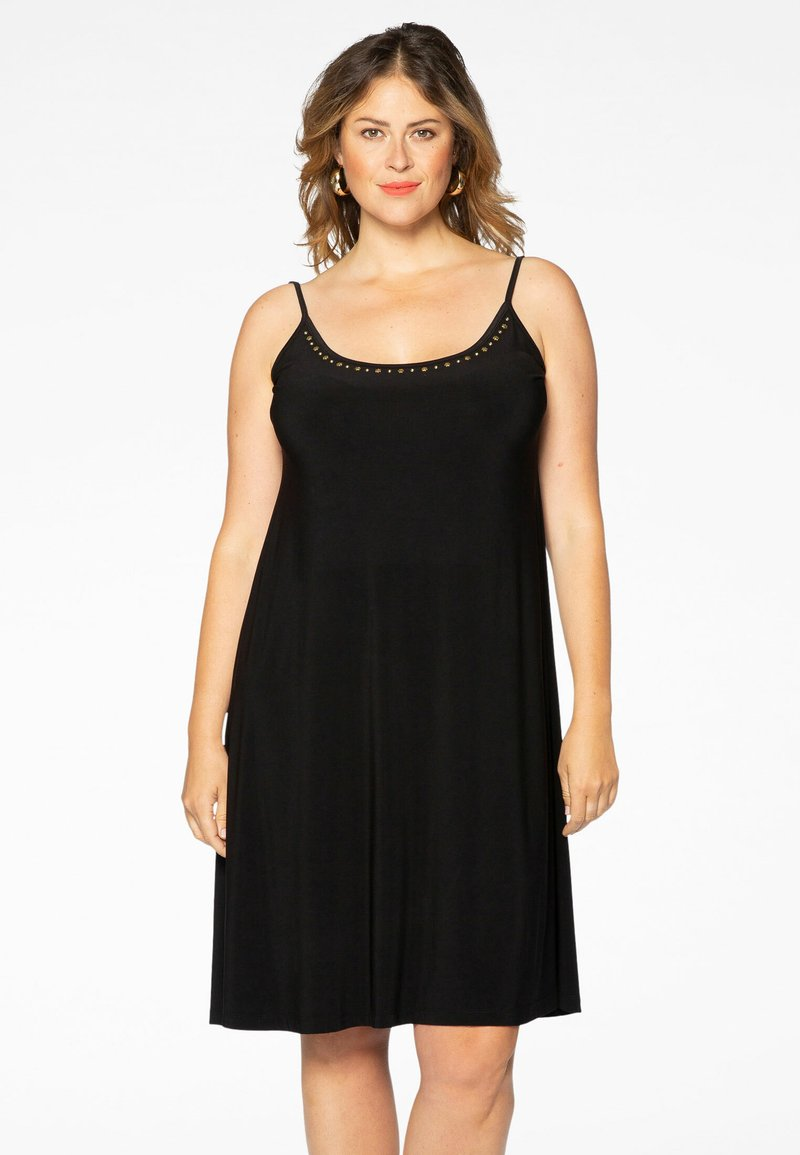 Yoek - Day dress - black