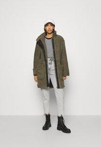 H2O Fagerholt - SMART JACKET - Winter coat - forrest green - 1