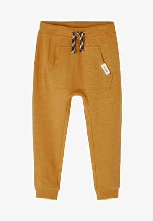 Tracksuit bottoms - spruce yellow