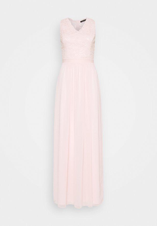 Suknia balowa - powder pink
