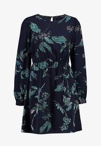 VMSUS SHORT DRESS - Denní šaty - night sky