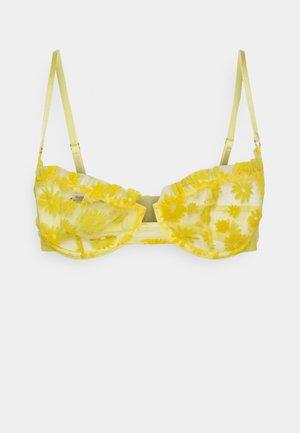 CILVIA BRA - Reggiseno con ferretto - yellow