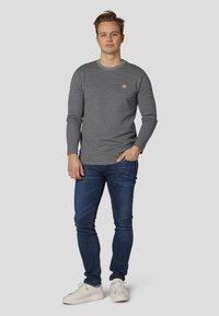 MARCUS - ANDIE - Long sleeved top - grey - 1