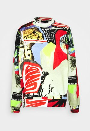 Sweatshirt - multi coloured