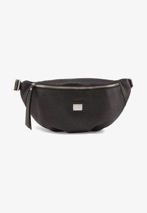 BORNEO - Bum bag - schwarz