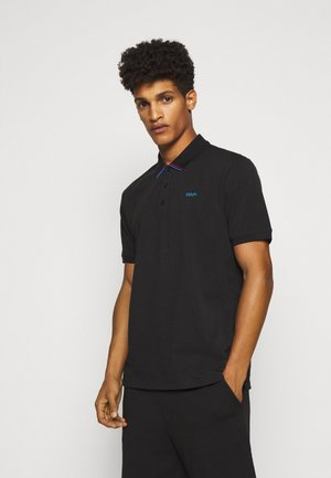 DARUSO - Polo - black
