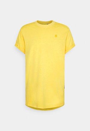 LASH  - Camiseta básica - yellow