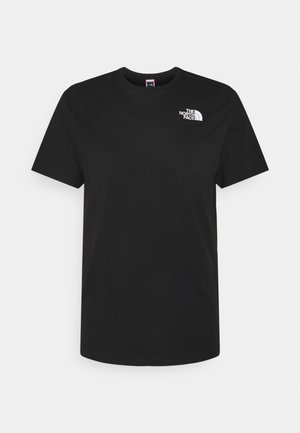 MULTI BOX TEE - T-shirt z nadrukiem - black