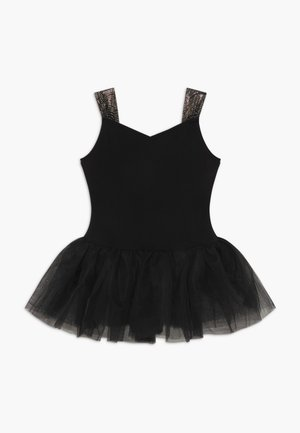 GIRLS' BALLET CAMISOLE - Jurken - black