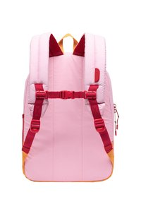 Herschel - School bag - candy pink reflective/blazing orange reflective/red light - 1