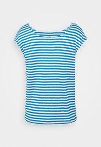 Petit Bateau - TEE - Print T-shirt - mykonos/marshmallow - 4